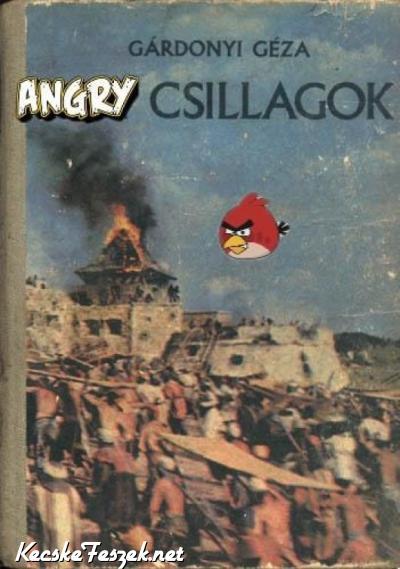 Angry Csillagok