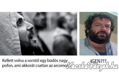 Majka vs Bud Spencer