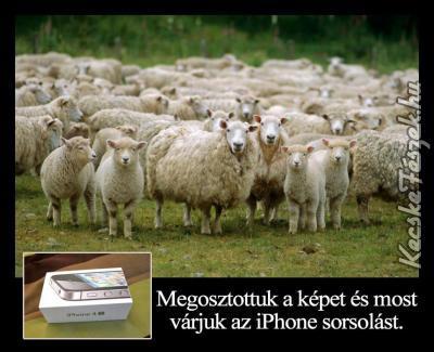 Iphone poen