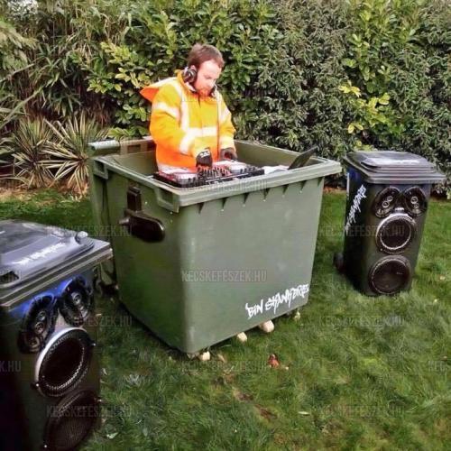Beleval� DJ