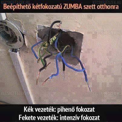 Zumba otthonra