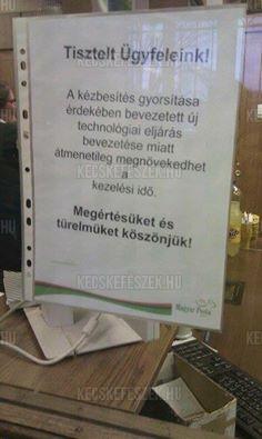 2 sz�t mondok: Magyar Posta