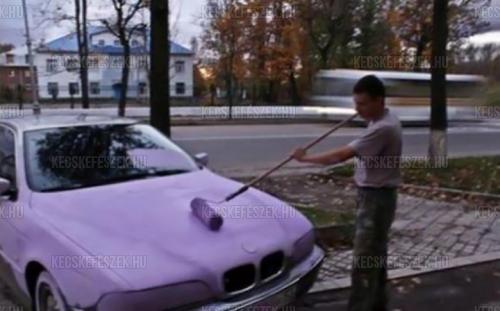 Kocsifest�s :)
