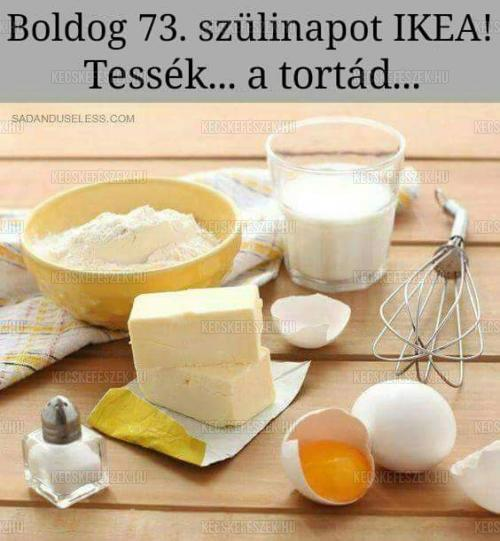 Boldog sz�linapot IKEA!