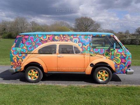 Csak a VW!