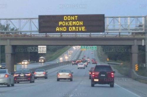 Pokemonozik vagy vezet?