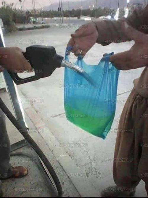 Hamarosan nő a benzinár, ideje bespájzolni...