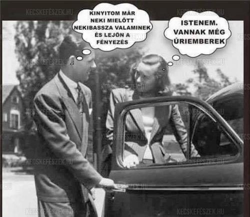Vannak még úriemberek...