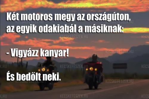 Két motoros