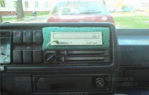 CD lejátszó