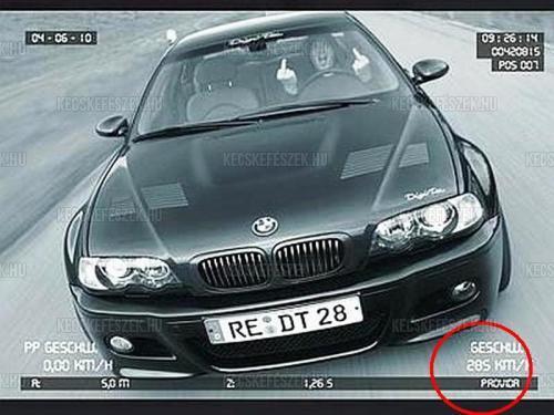 Élet egy BMW-ben