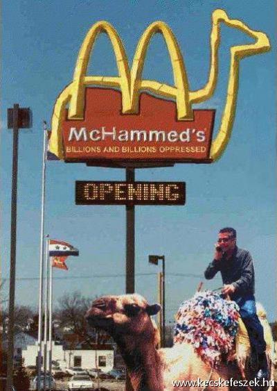 Arab meki - McHammeds