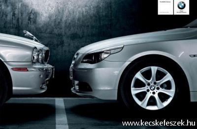 Bmw Reklam Meg A Jaguar Is Megijedt Vicces Kepek Humoros Fotok