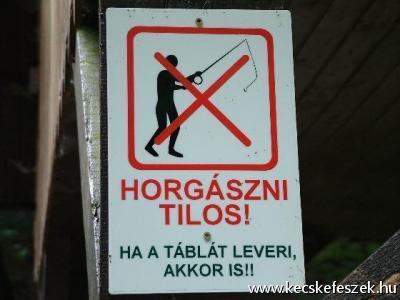 fb1816b9c0 Horgászni tilos! « Vicces képek, humoros fotók • KecskeFészek