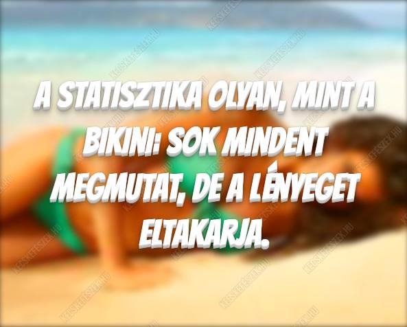 A statisztika