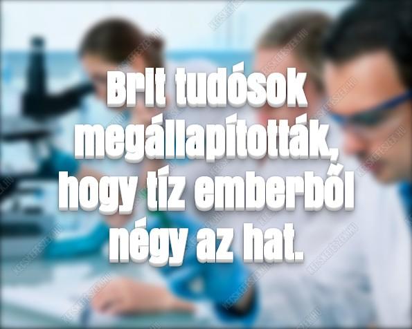 Tudósok